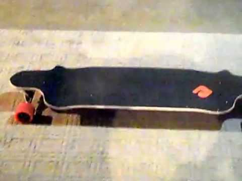 Atom dropdeck longboard review