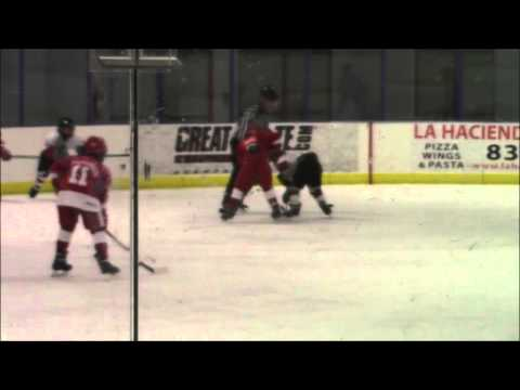 Rochester Red Wings at Amherst Knights Full Game January 4 2015