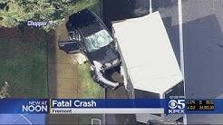 Pedestrian Fatally Struck By Car Near Fremont Shopping Center
