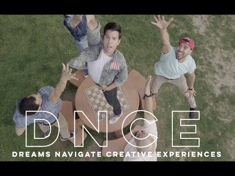 DNCE  Dreams Navigate Creative Experiences