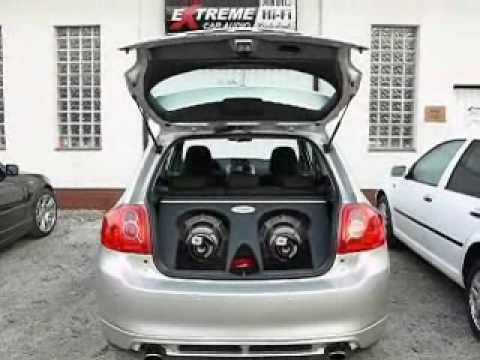 Toyota Auris Sport Jbl 2800w Show Car By Extreme Car Audio