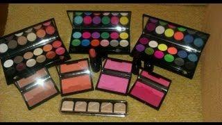 ♡ Sleek Makeup Haul and Review ♡ Thumbnail