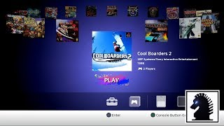 PS Classic - #2: Cool Boarders 2