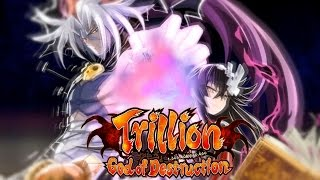 Trillion: God of Destruction - Opening Cutscenes | Playstation Vita {English, Full 1080p HD}