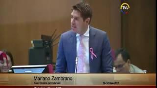 Mariano Zambrano - Sesión 479 - #DíaDeLaNiña