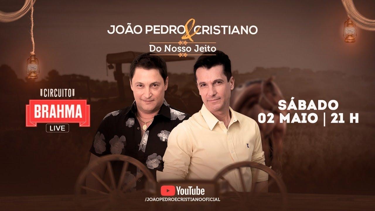 João Pedro e Cristiano - Live (Do nosso jeito) Sertanejo 2020
