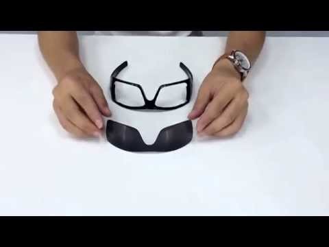 How To Remove Oakley Gascan Lenses