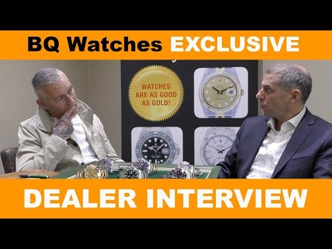 Watch Dealer Interview With BQ Watches, One Of The Largest Independent Watch Dealers In The UK
