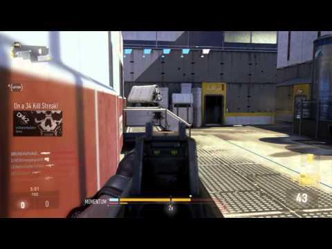 Spawn Trap  77-0 Momentum Solar - Call of Duty Advanced warfare GAMEPLAY