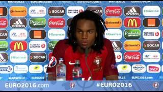 A gafe de Renato Sanches   Futebol   EURO 2016 PORTUGAL