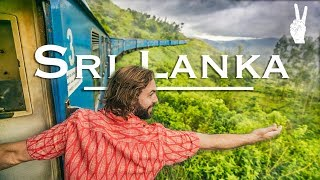 Sri Lanka's Scenic Train Ride from Kandy to Ella