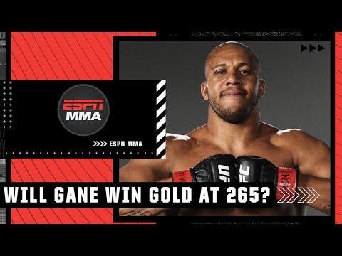 Ciryl Gane has what it takes to be a champion – Brett Okamoto   ESPN MMA