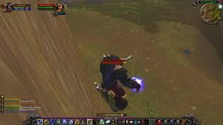 World Of Warcraft: Mulgore: Dwarven Digging