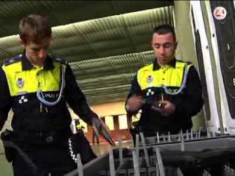 Academia De Policia Local De Madrid Bescam Youtube