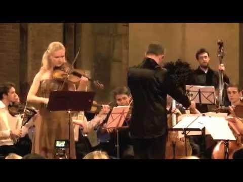 HUMMEL. Fantasie. ANNA SEROVA - viola