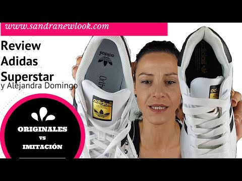 Review Adidas Superstar Originales VS Imitación | Sandranewlook