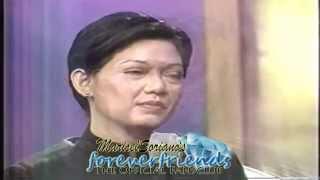 Maricel Soriano on Sharon (2001) - Mila promo