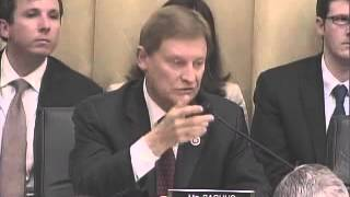 Congressman Bachus questions DHS Secretary Johnson at House Judiciary Committee hearing