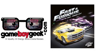 Fast & Furious: Full Throttle Review with the Game Boy Geek
