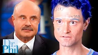 Dr Phil Crushes YouTuber On TV | React Couch