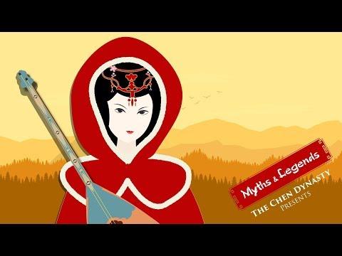 The Woman Whose Beauty SAVED China: Most BEAUTIFUL Chinese Women Part 2 Wang Zhao Jun