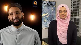 Sr. Fawzia Belal Shares The Yaqeen Classroom Experience   Dr. Omar Suleiman   Yaqeen Webathon 2020