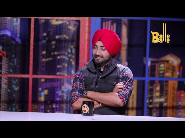 E05.1 - Khorupanti News with Lakha Ft. Ranjit Bawa || Balle Balle TV || Full Interview