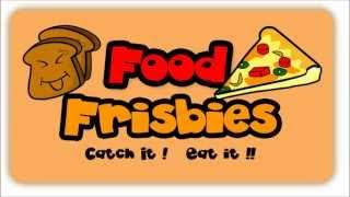 Food Frisbies