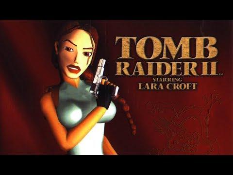 Tomb Raider 2 - Living Quarters: Level 9 (PS1)