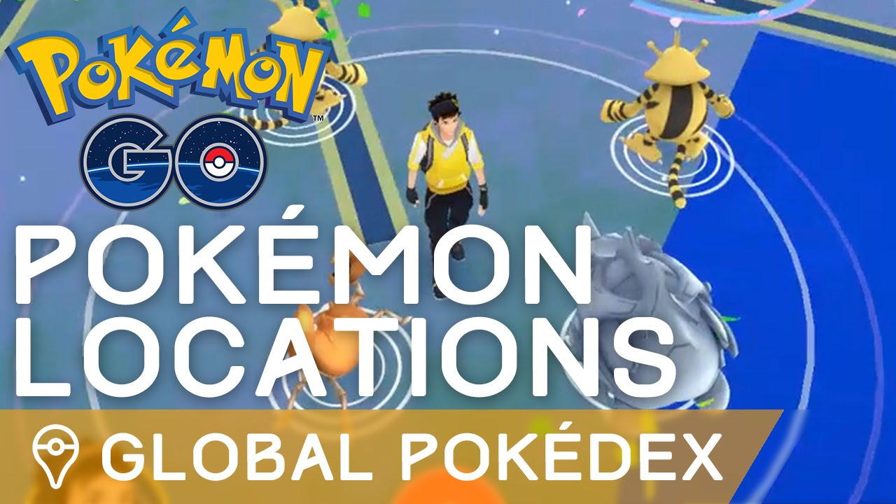 How To Find Any Pokemon In Pokemon Go
