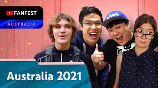 YTFF Australia 2021