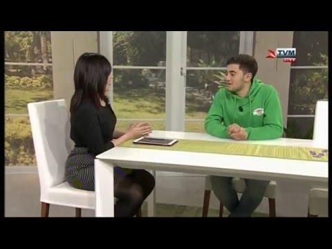 Corazon Interviews Zach Zammit (SAC Soirée 2016 - Shrek The Musical) on TwelveTo3