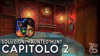 Soluzioni Adventure Escape Haunted Hunt Capitolo 2