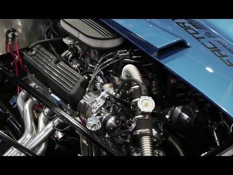 SEMA 2016: BluePrint Engines Partners With Factory 5