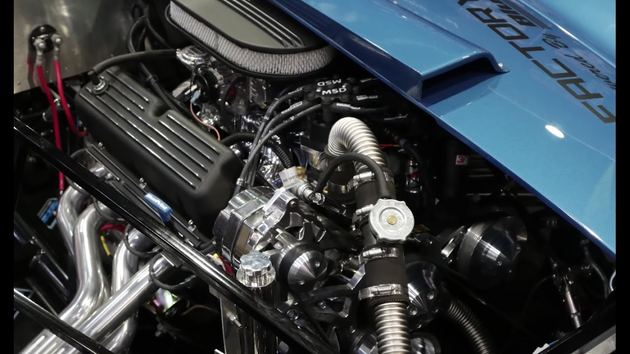 Sema 2016 blueprint engines partners with factory five for custom sema 2016 blueprint engines partners with factory five for custom built motivation malvernweather