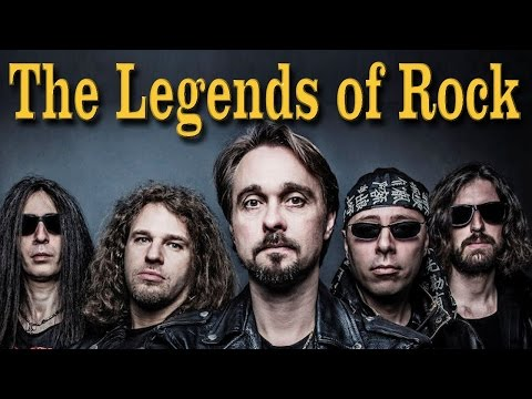 THE LEGENDS OF ROCK - Cover Band