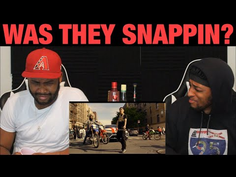J.I., Lil Tjay - Hood Scars 2   Official Music Video   FIRST REACTION