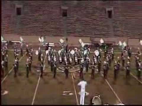 Marshall University Marching Band - Pre-game and Disco Show