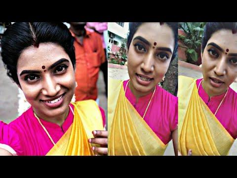 Sameera Cute Live Video | Rekka Katti Parakuthu Manasu Sameera