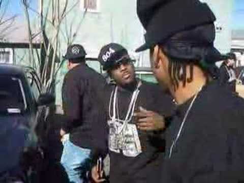 Trey Songz & Big Get It SHOWING OFF CARS SCENE FROM THE IN DA STREETS MIX DVD