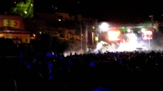 Ibiza IMS Grand Finale Festival 2012 - AZARI & III (Live - Dalt Vila)