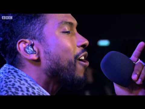 Miguel Adorn BBC Radio 1 Live Lounge 2015