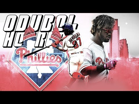 Odubel Herrera | 2018 Philadelphia Highlights  ᴴᴰ