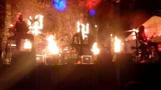 Watain - Total Funeral (Soundwave 2012 Perth)