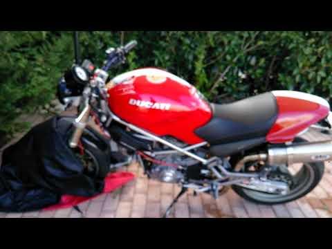 Ducati Monster 900 Carburatori Sound Youtube