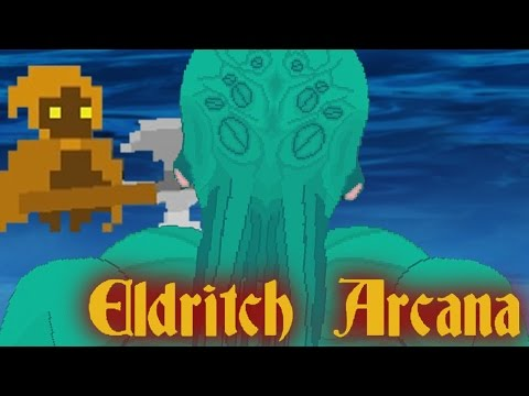 Eldritch Arcana: DEATH