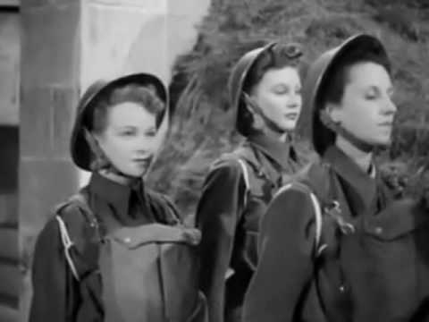 A very young Joan Greenwood: plus a story of an older war.