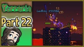Terraria Gameplay - Part 22 - Let