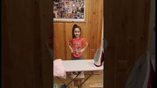 Видео семьи Горбачевых  для участия в конкурсе видеороликов \