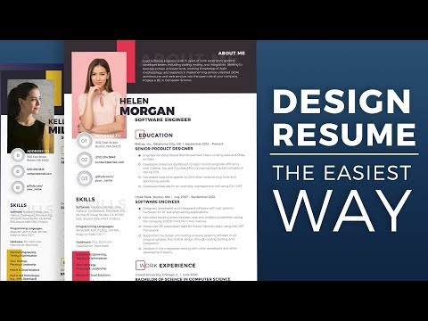 Top 10 Best Resume Templates To Design A Killer Resume In 2019